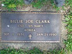 Billie Joe Clark