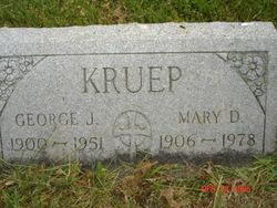George James Kruep