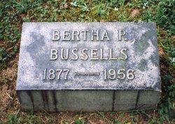 Bertha <i>Peed</i> Bussells
