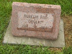 Aurelia Ann <i>McCaffrey</i> Covert