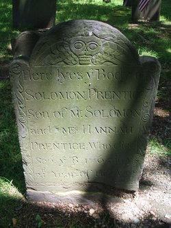 Solomon Prentice