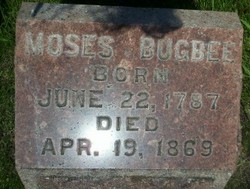 Moses Bugbee, Jr