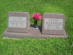 E. Eileen Alexander