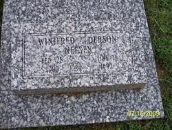 Winifred <i>Maxfield</i> Alderson