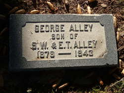 George Alley