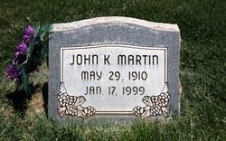 John K. Martin