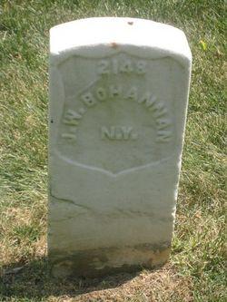 Jacob W Bohannan