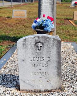 Louis E Bates
