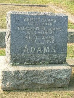 Abiel C. Adams