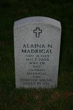 Alaina Noell <i>Greer</i> Madrigal