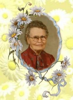 Ellen Mary Nellie Jennings