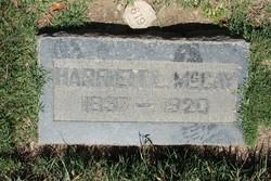 Harriet Letitia <i>Collum</i> McCay