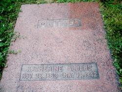 Katherine <i>Reese</i> Albers