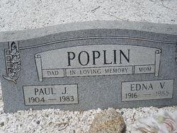 Paul J. Kelly Poplin