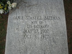 Danie <i>Stanfill</i> Bateman