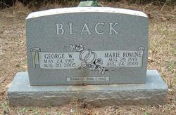 Marie <i>Romine</i> Black