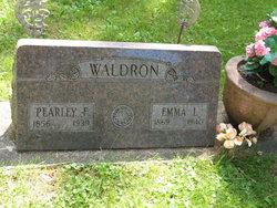Pearley F Waldron