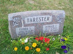 Donald Edwin Farester