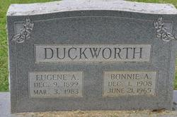 Eugene A Duckworth