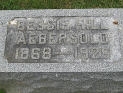 Bessie <i>Hill</i> Aebersold