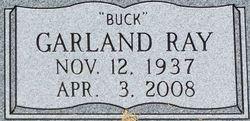 Garland Ray Buck Roberts