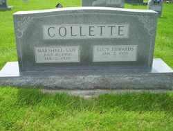Lucy <i>Edwards</i> Collette