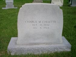 Charles Monroe Collette