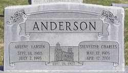 Arlene <i>Larsen</i> Anderson