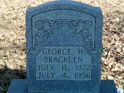 George H. Brackeen
