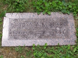 Gladys Z <i>Butcher</i> Bullard