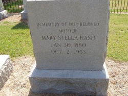 Mary Stella <i>Franks</i> Hash