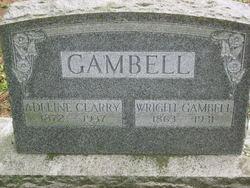 Adeline <i>Clarry</i> Gambell