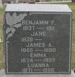 Benjamin F. Morlan