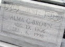 Alma C. Brown