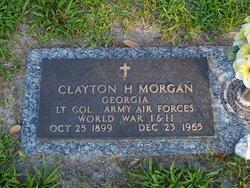 Clayton Herschel Morgan