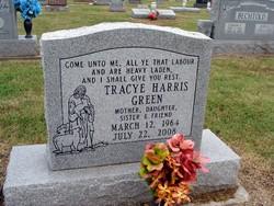 Tracye <i>Harris</i> Green