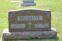 Margaret A <i>Basler</i> Brumleve