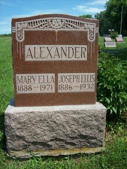 Mary Ella Alexander