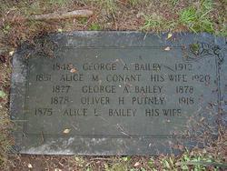 Alice M <i>Conant</i> Bailey