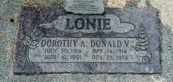 Donald V. Lonie
