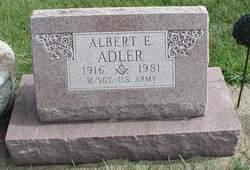 Albert E. Adler