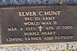 Elver C. Hunt
