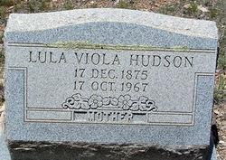 Lula Viola <i>Turner</i> Hudson