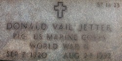 Donald Vail Jetter