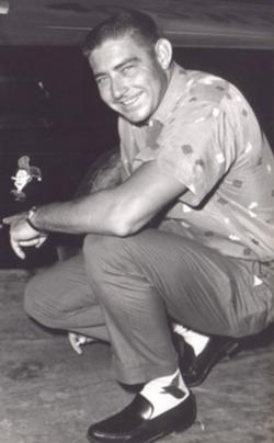 Edward Glenn Fireball Roberts