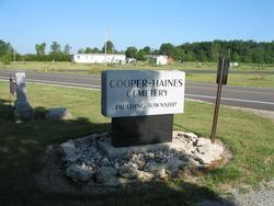 Cooper Haines Cemetery