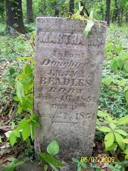 Martha M. Beadles