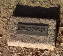 Cora Bowlin