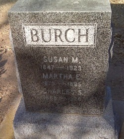 Martha E. Burch