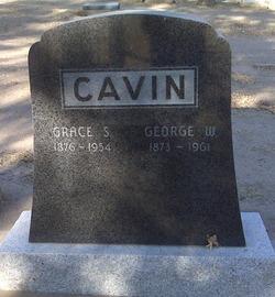 Grace Spence Cavin